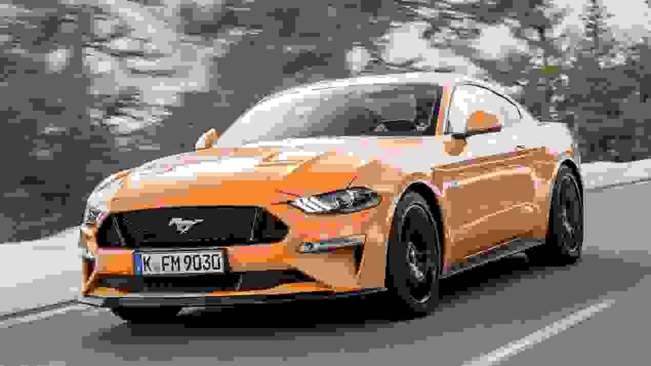 Ford Mustang GT EU Version 2018 1600 06
