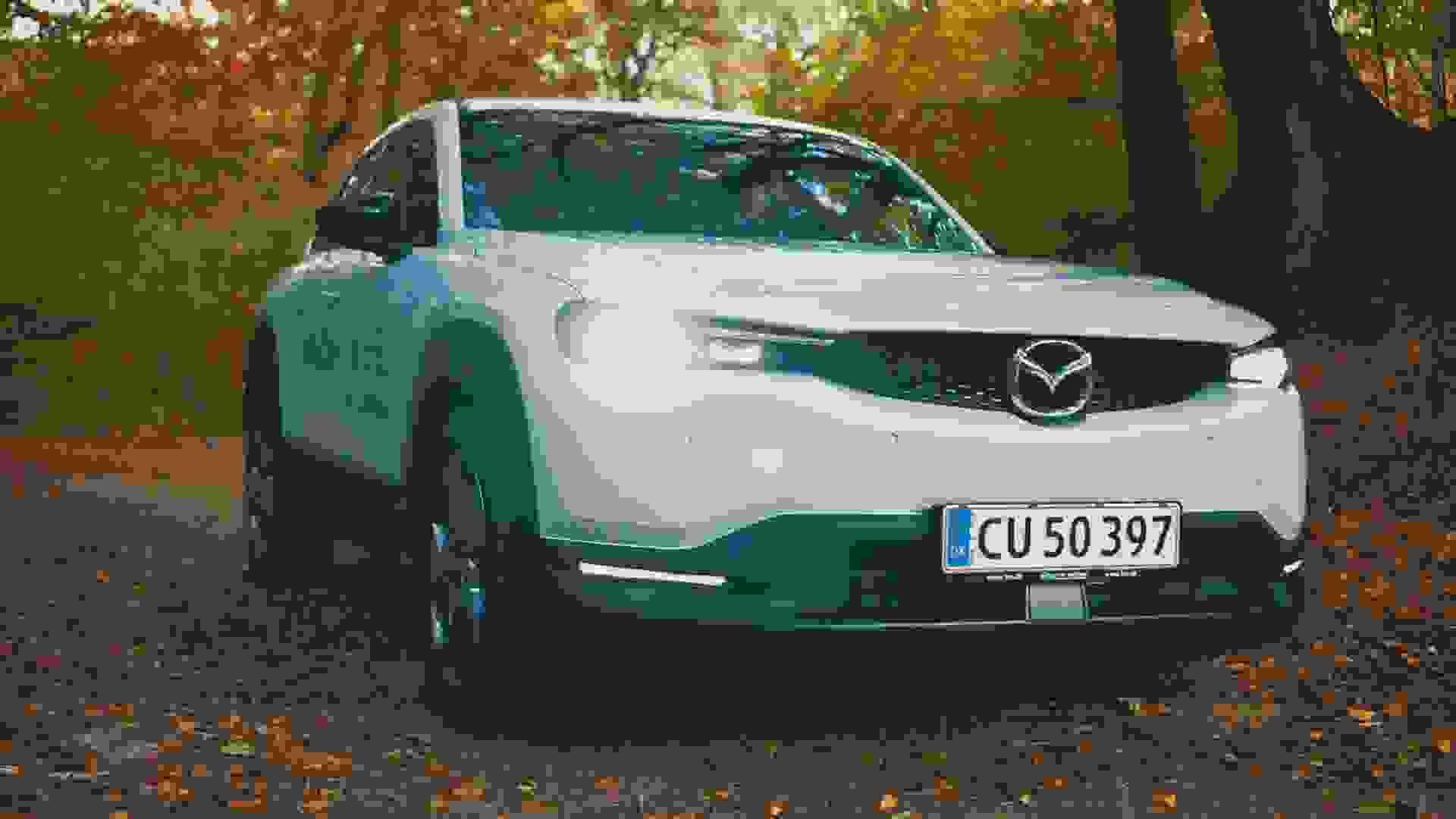 Mazda MX30 Front