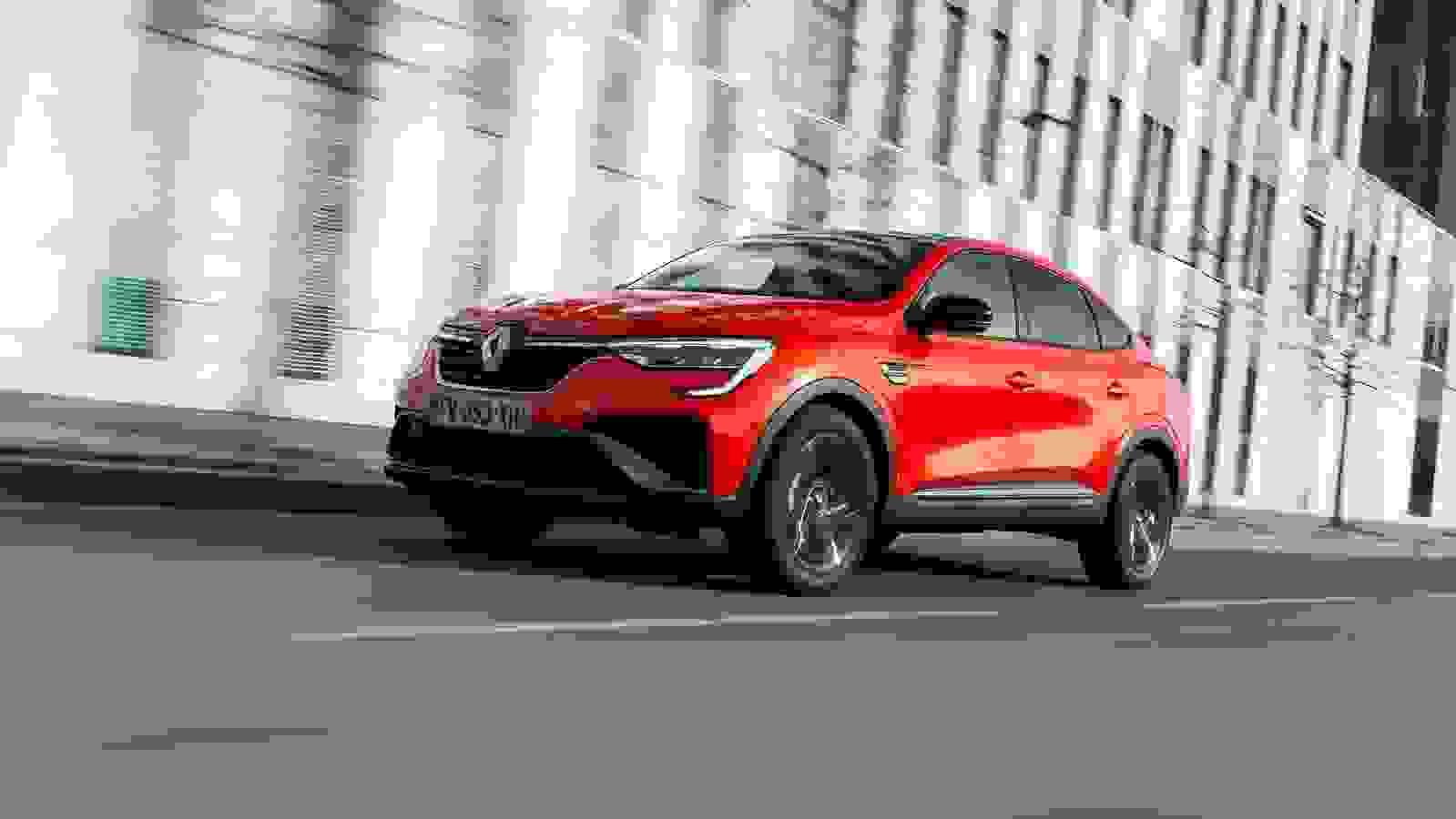Renault Arkana EU Version 2022 1600 0D