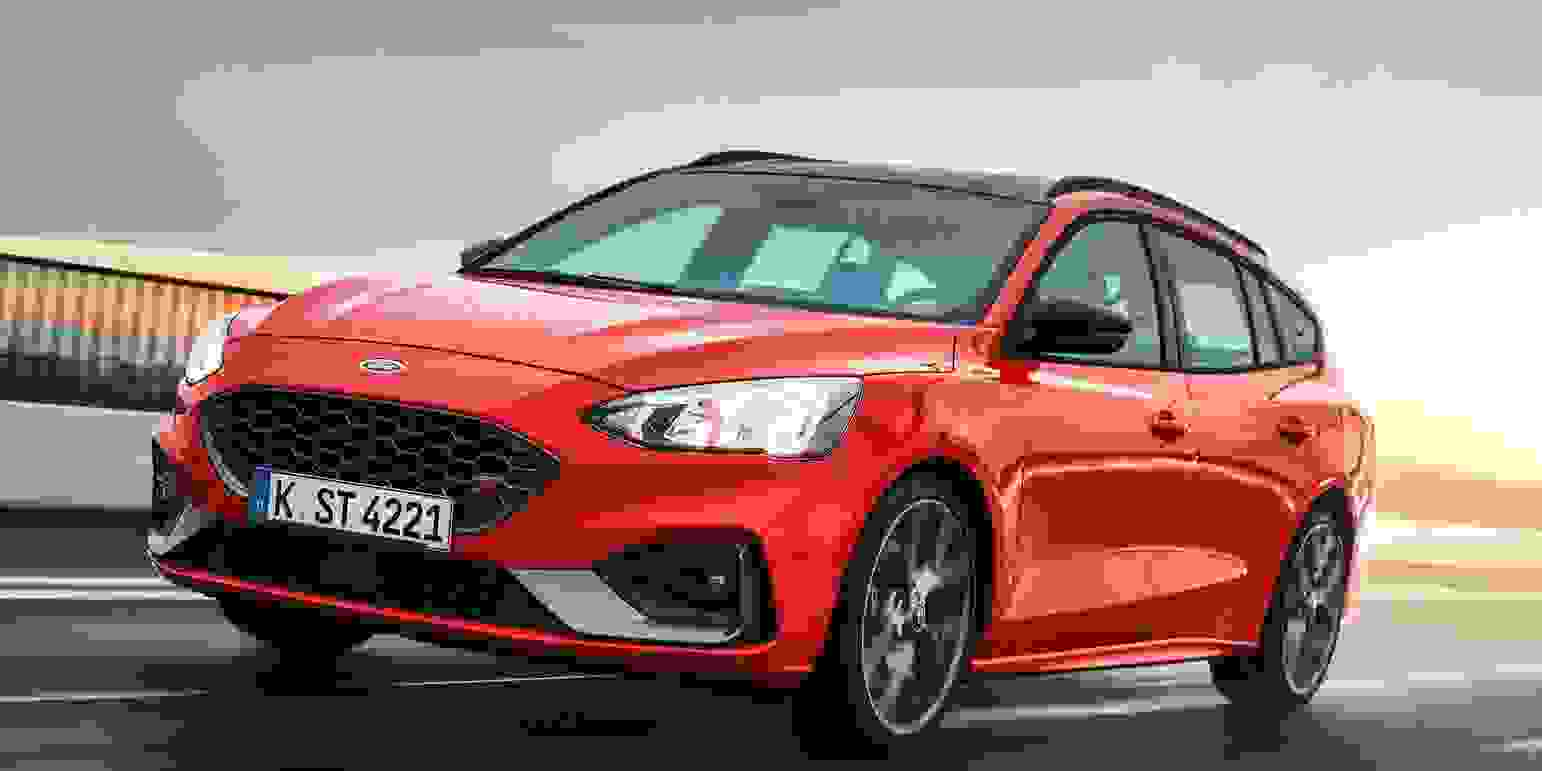 Ford Focus ST Wagon 2020 1600 02