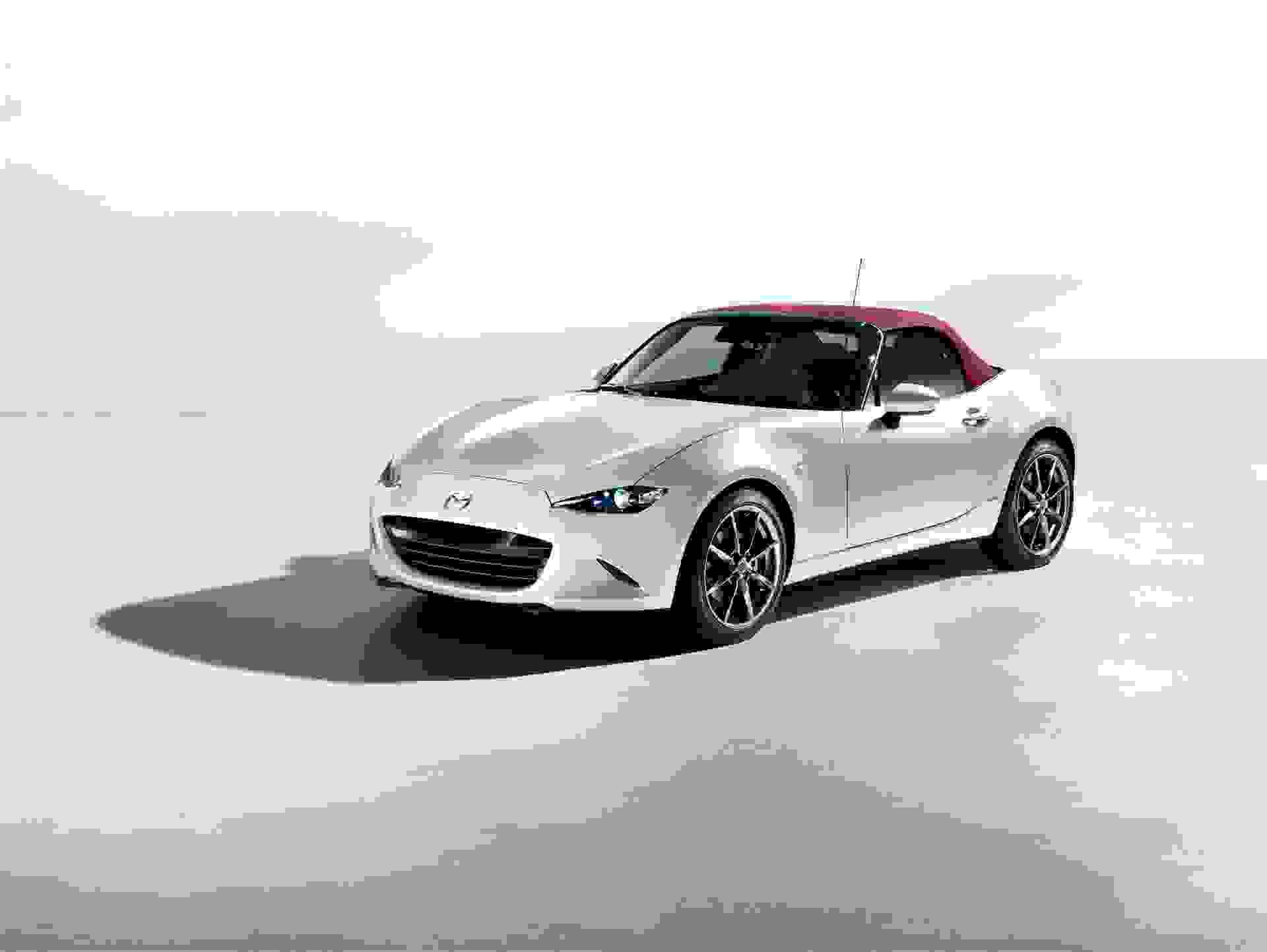 Mazda MX 5 2020 Front