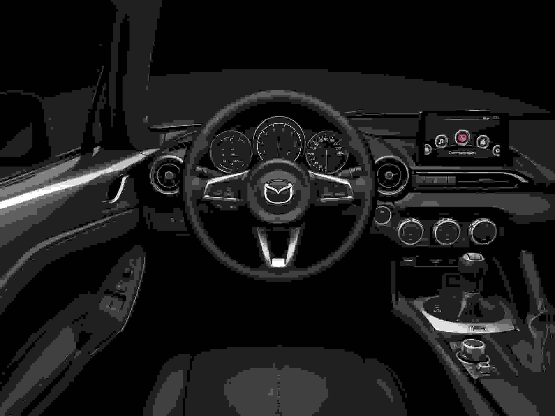 Mazda 2020 MX 5 Int Driver