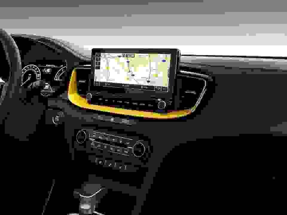 Kia Xceed Touchscreen