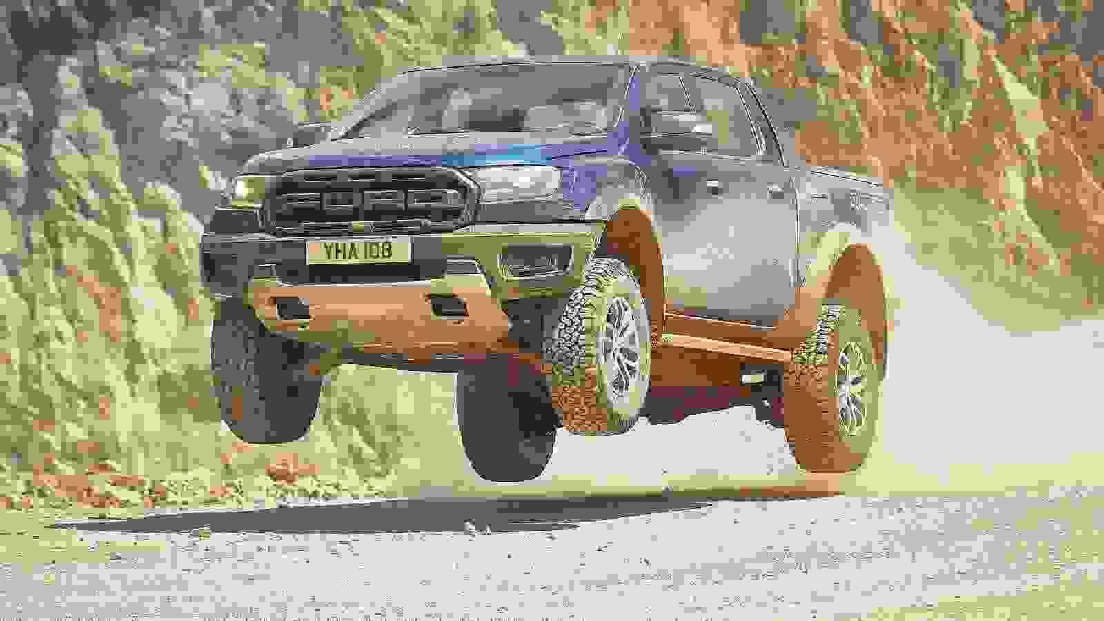Ford Ranger Raptor 2019 1600 2B