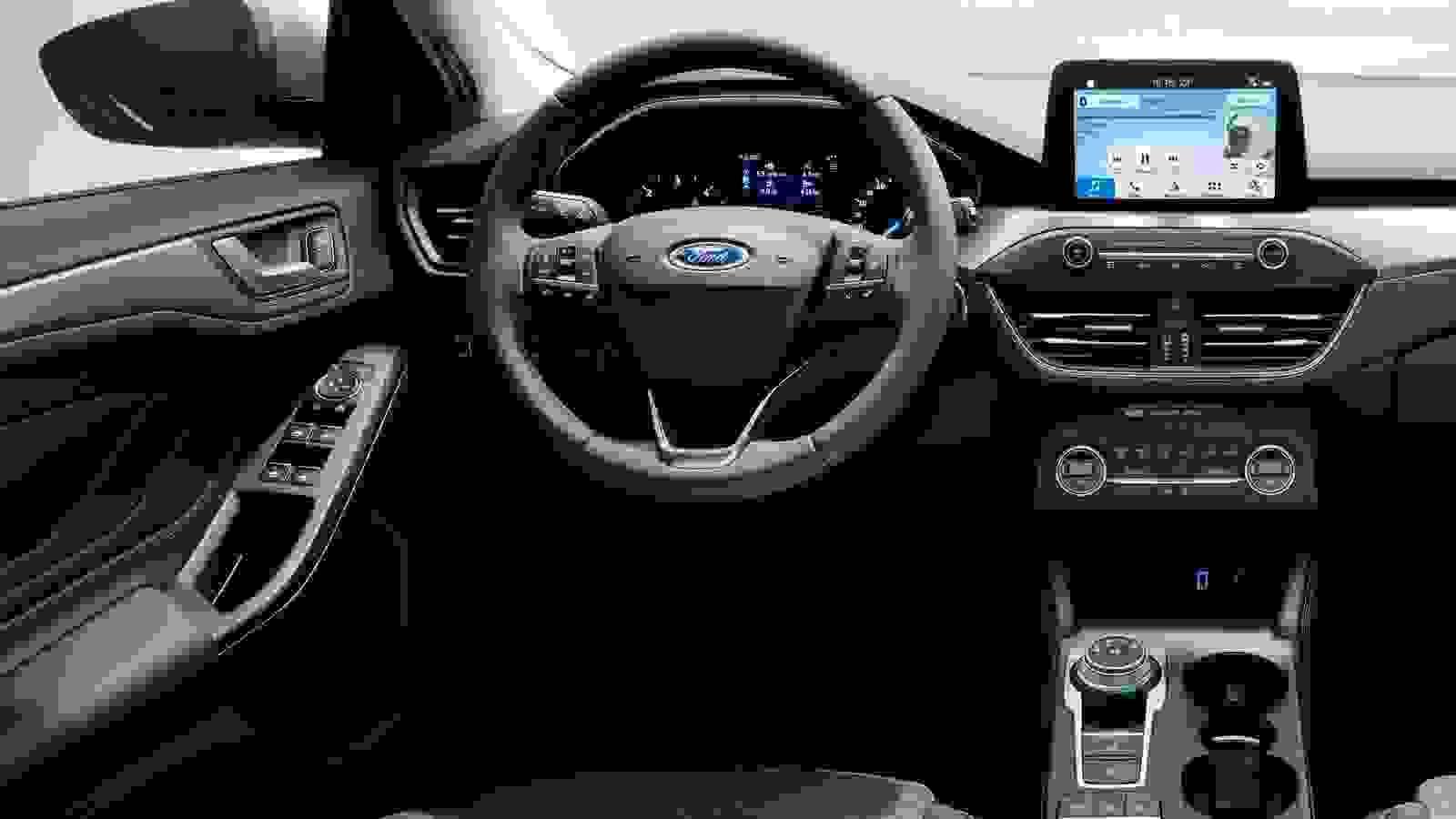 Ford Focus Wagon 2019 1600 0F