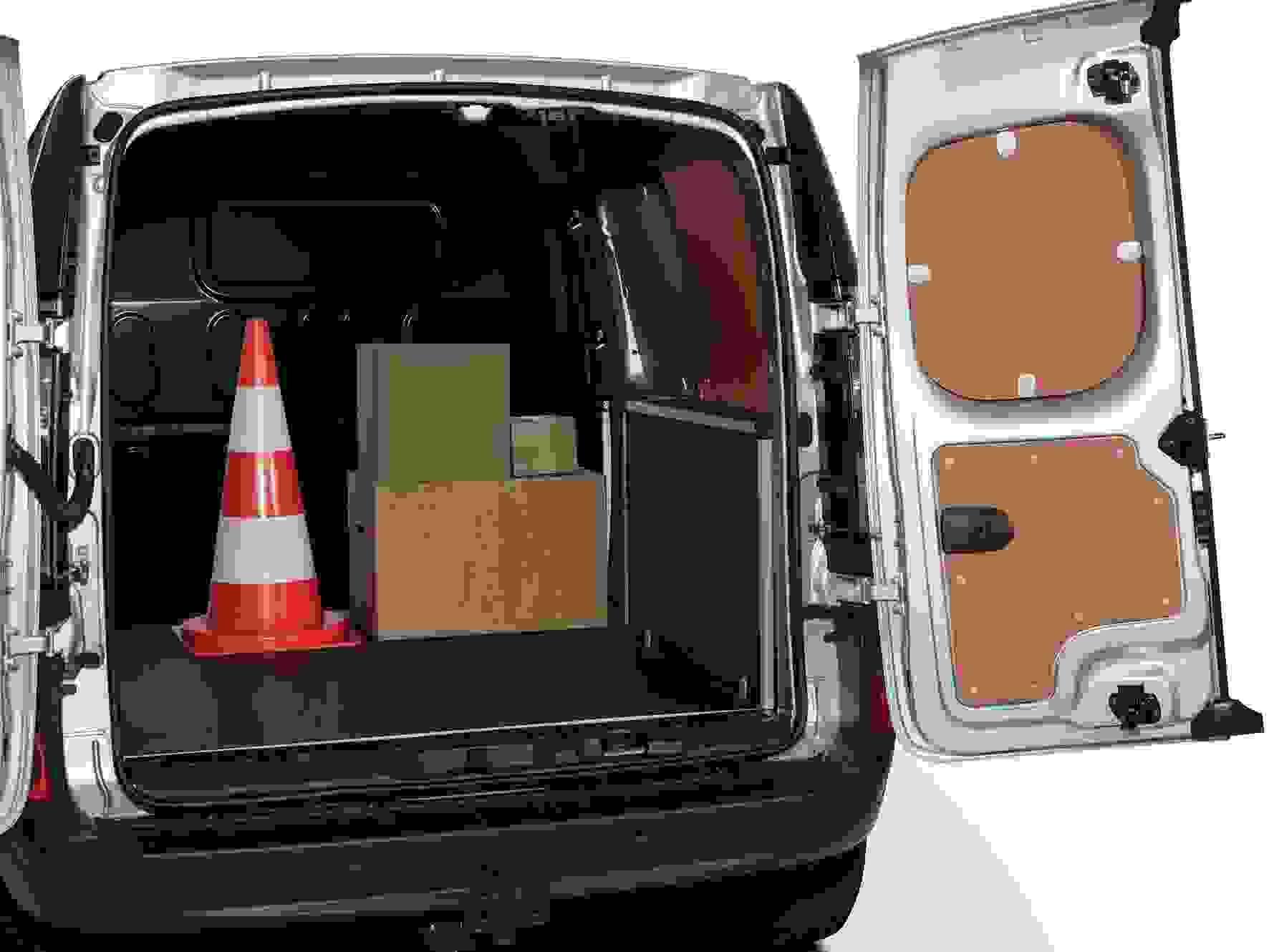 Renault Kangoo Van 2019 Interior Varerum Kassevogn