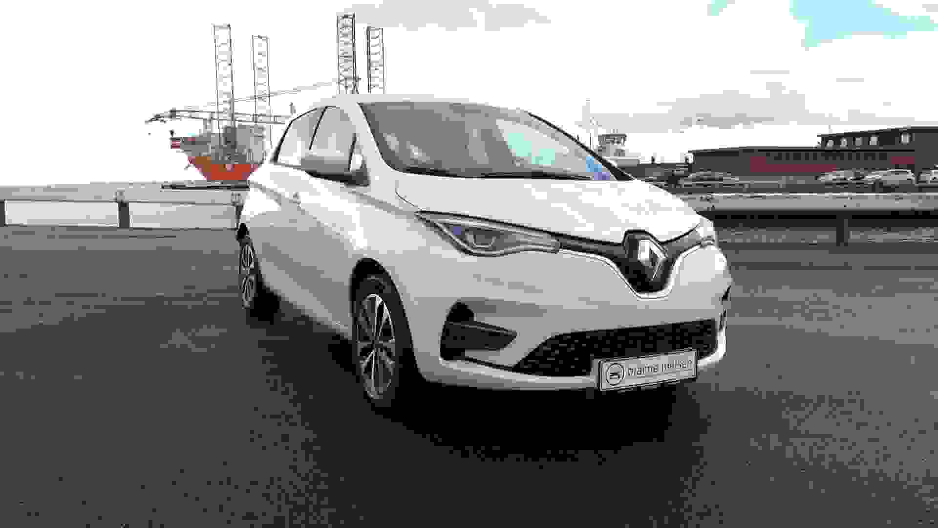 Renault Zoe Forfra