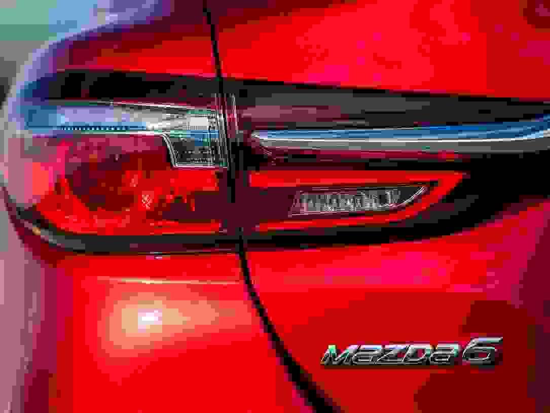 Mazda6 2018 Eksterior Baglygte Modelnavn Bagfra