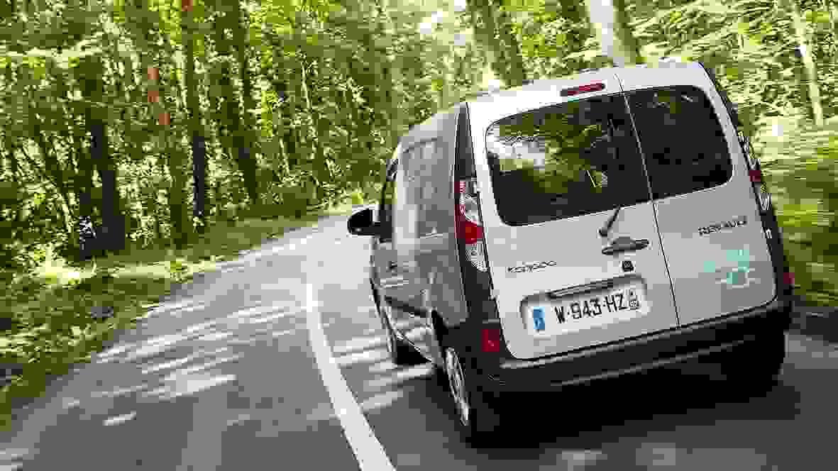 Renault Kangoo Ze Van 2019 Eksterior Elbil Komfort (2)