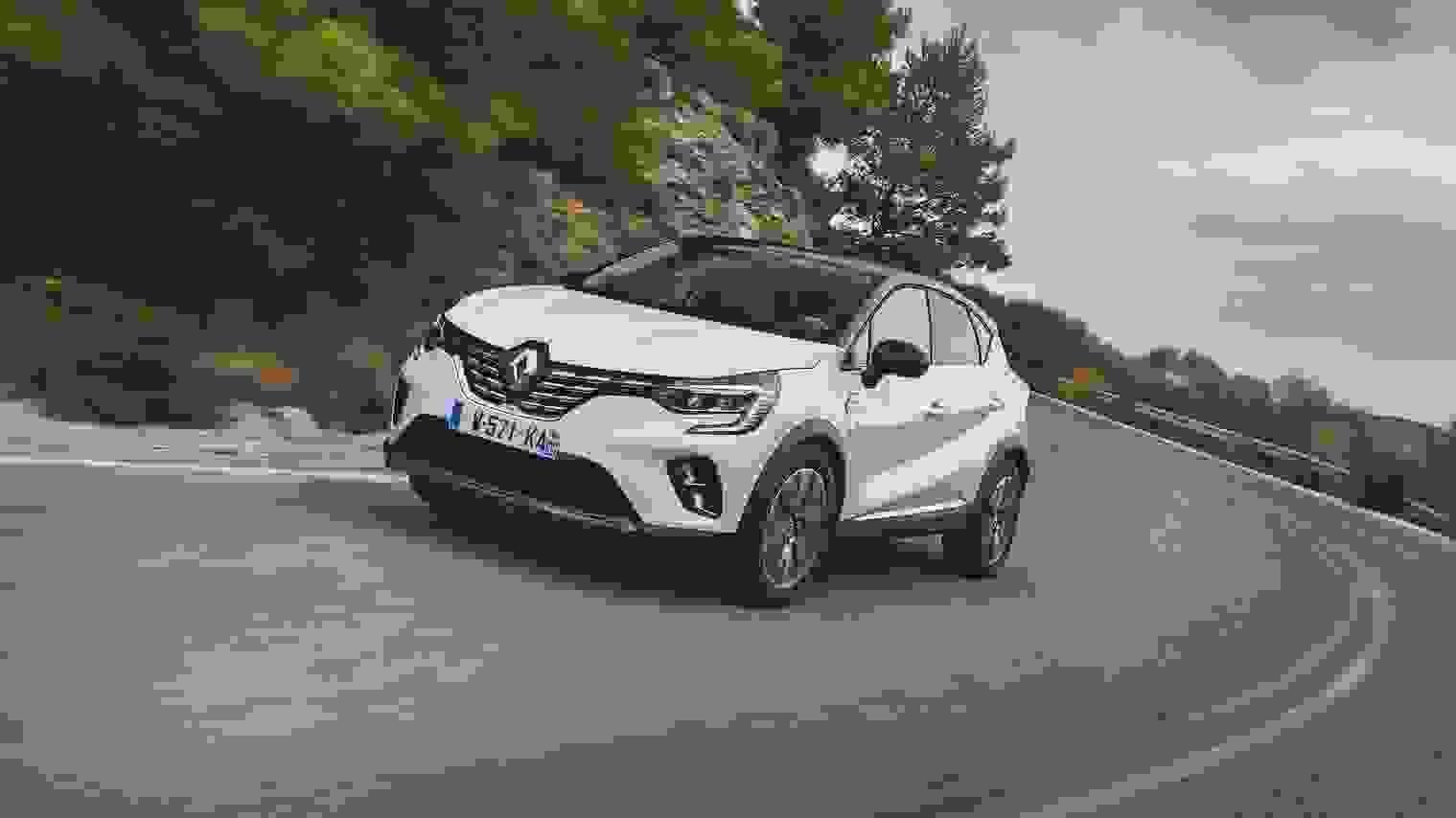 Renault Captur 2020 1600 1C