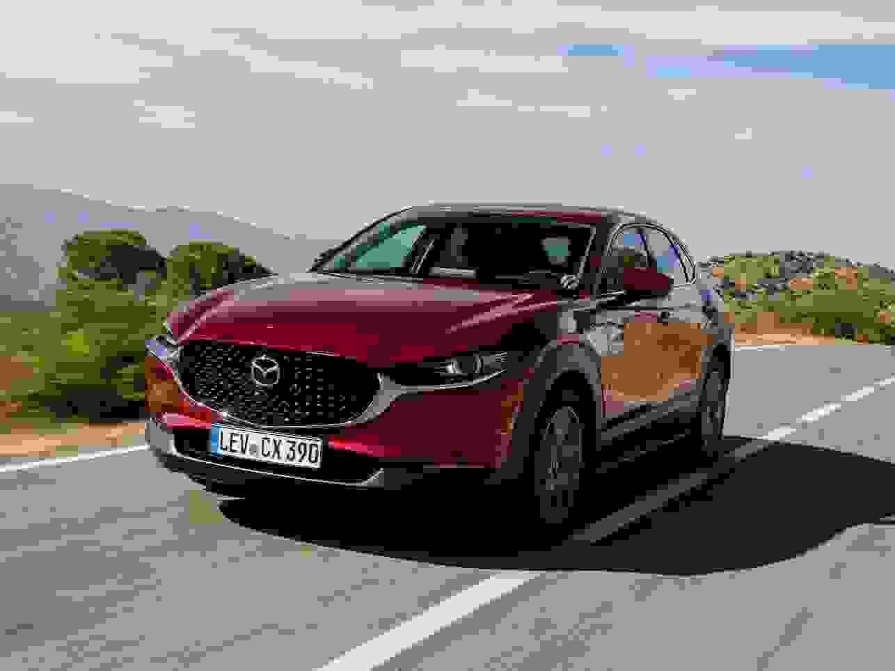 Mazda CX 30 2020 1600 2B