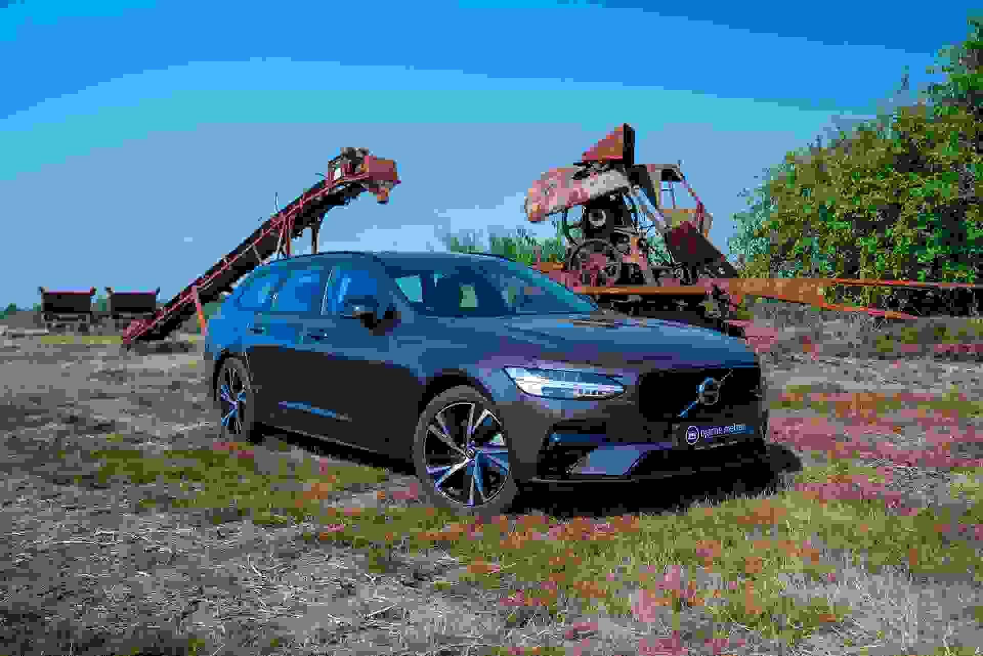 Volvo V90 Forfra Lowres