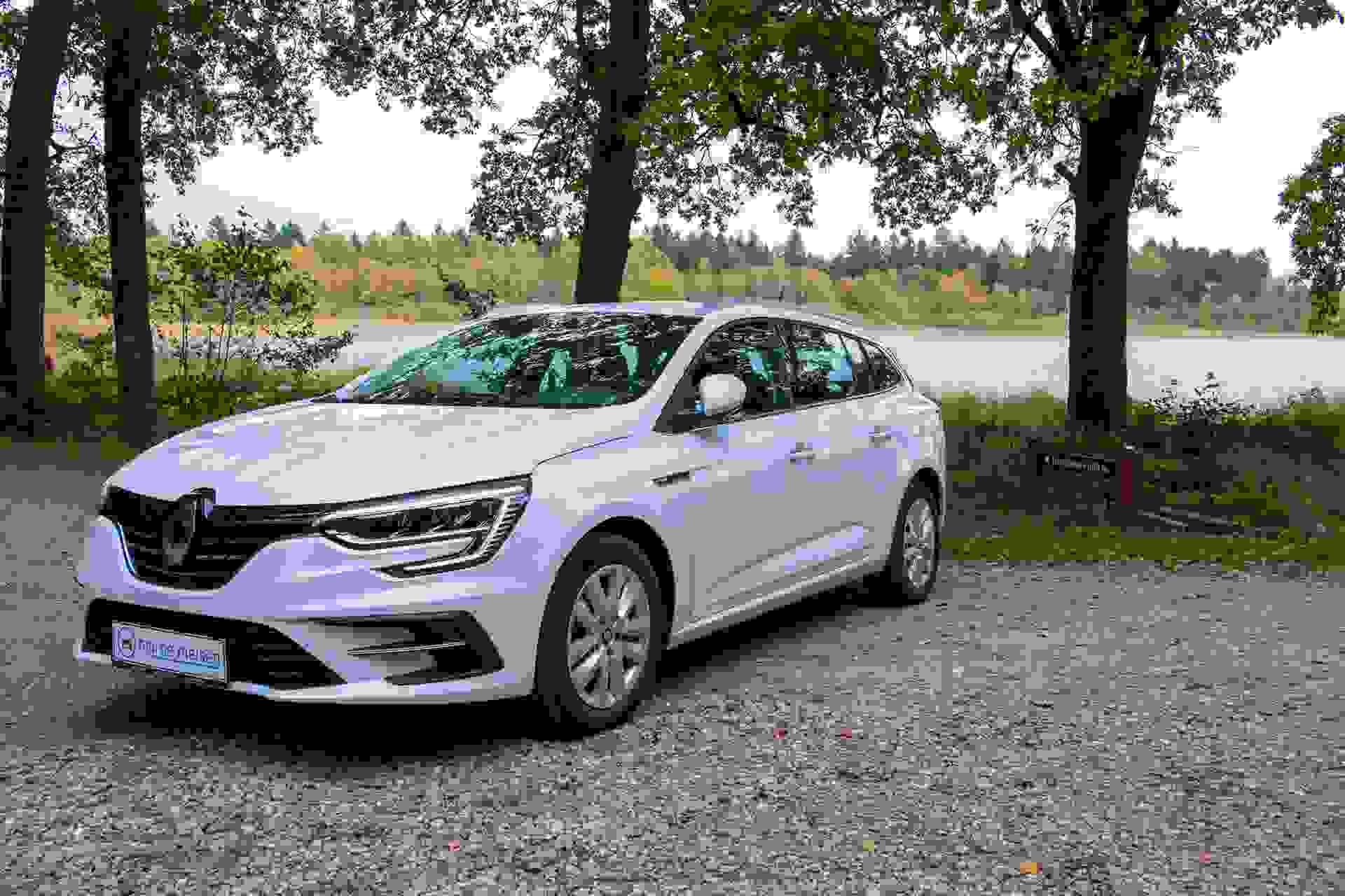 Renault Megane Sporttourer Phev Forfra