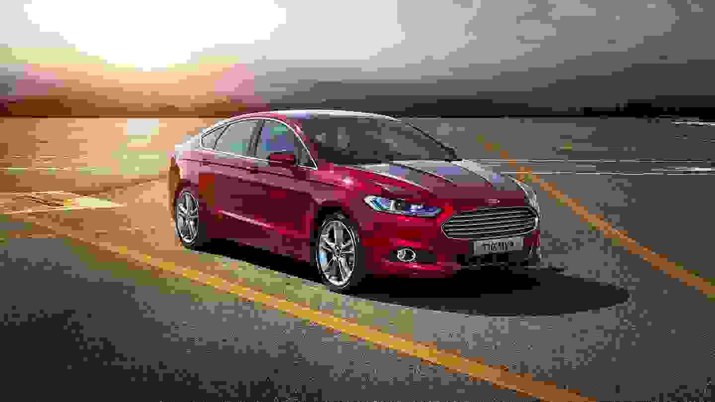 Ford Mondeo 2015 1600 0C