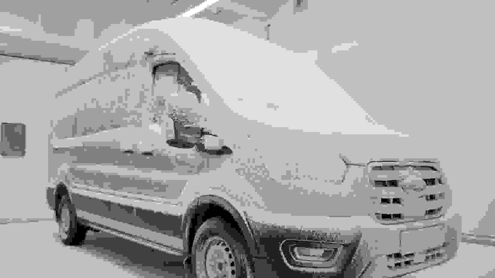 2021 Ford E Transit Testing 11