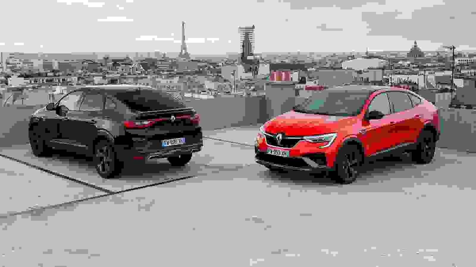 Renault Arkana EU Version 2022 1600 49