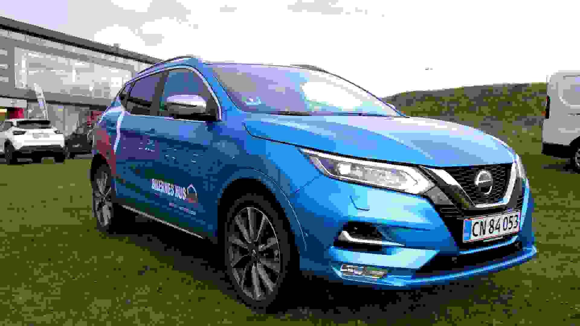 Nissan Qashqai Forfra