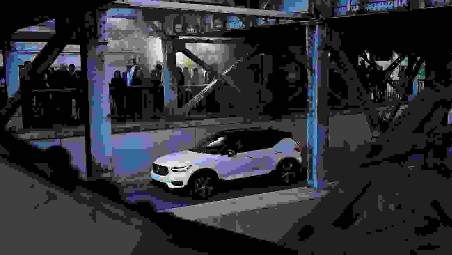 Volvo XC40 2018 1600 2C