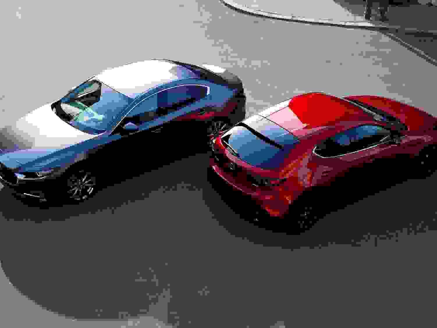 Mazda 3 Sedan 2019 1600 2F