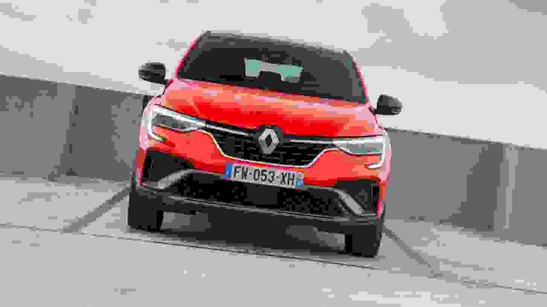 Renault Arkana EU Version 2022 1600 3B