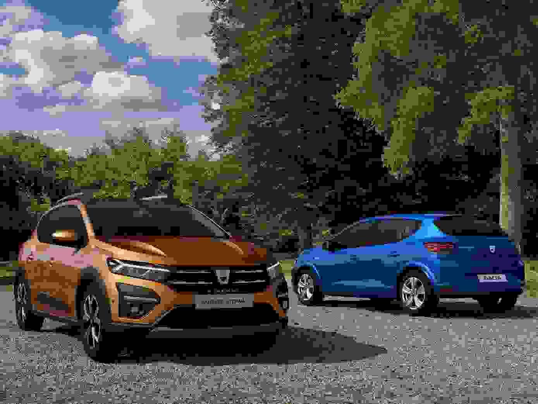 Dacia Sandero 2021 1600 24