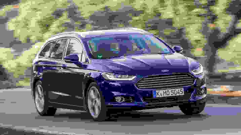 Ford Mondeo Wagon Titanium