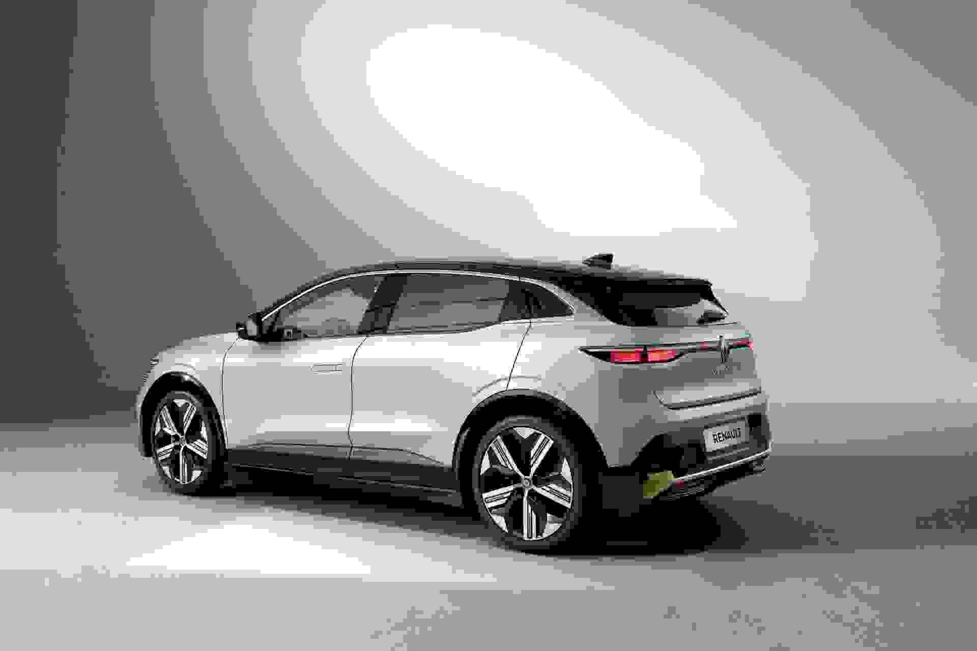 Renault Megane Electric2022 Fra Siden Studie