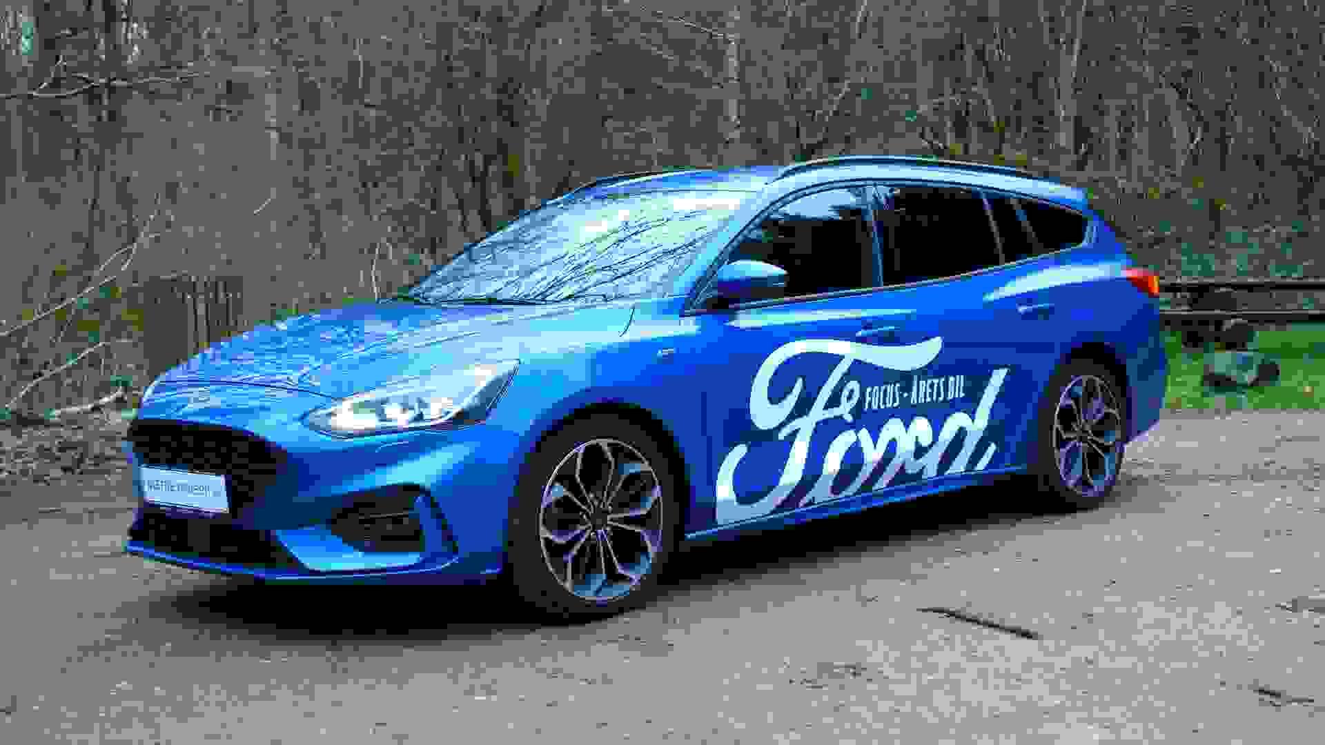Ford Focus Forfra