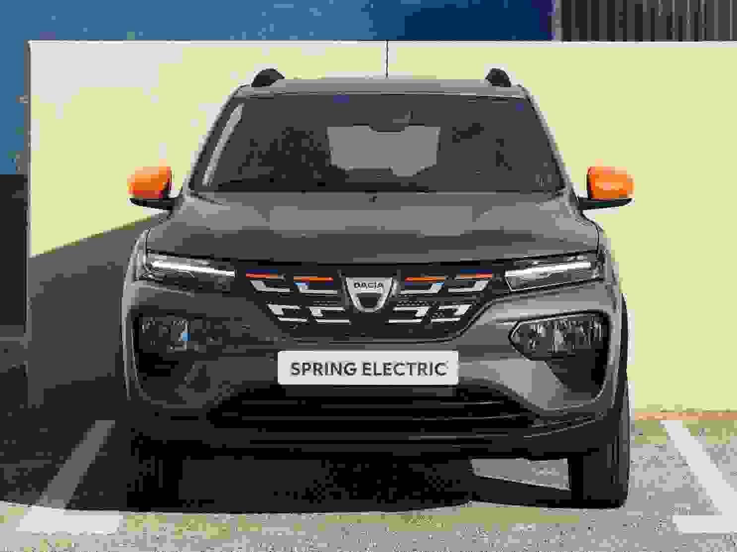 Dacia Spring Electric 2022 1600 16
