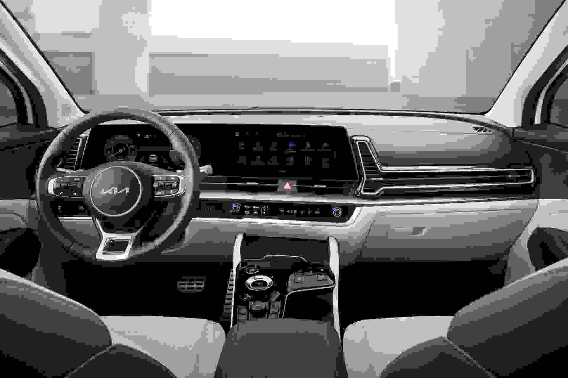 Kia Sportage 2022 Interior