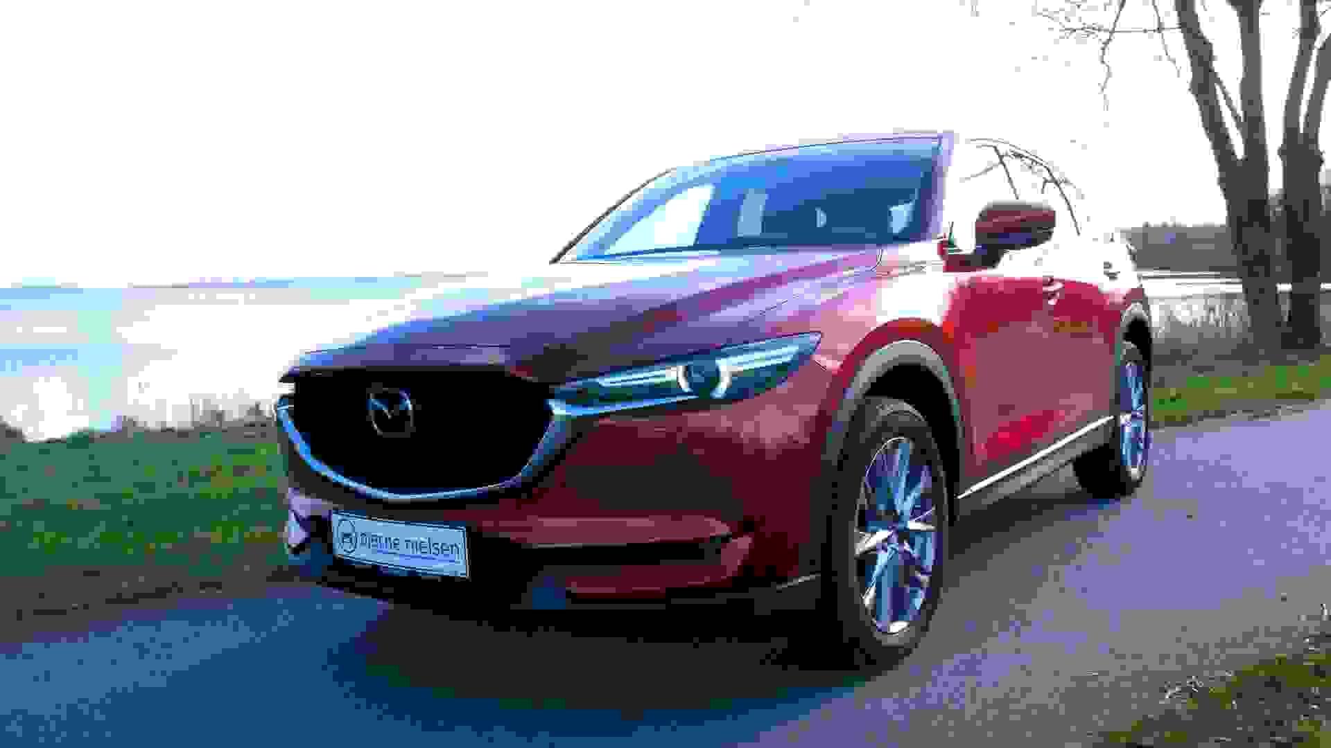Mazda Cx5 Forfra