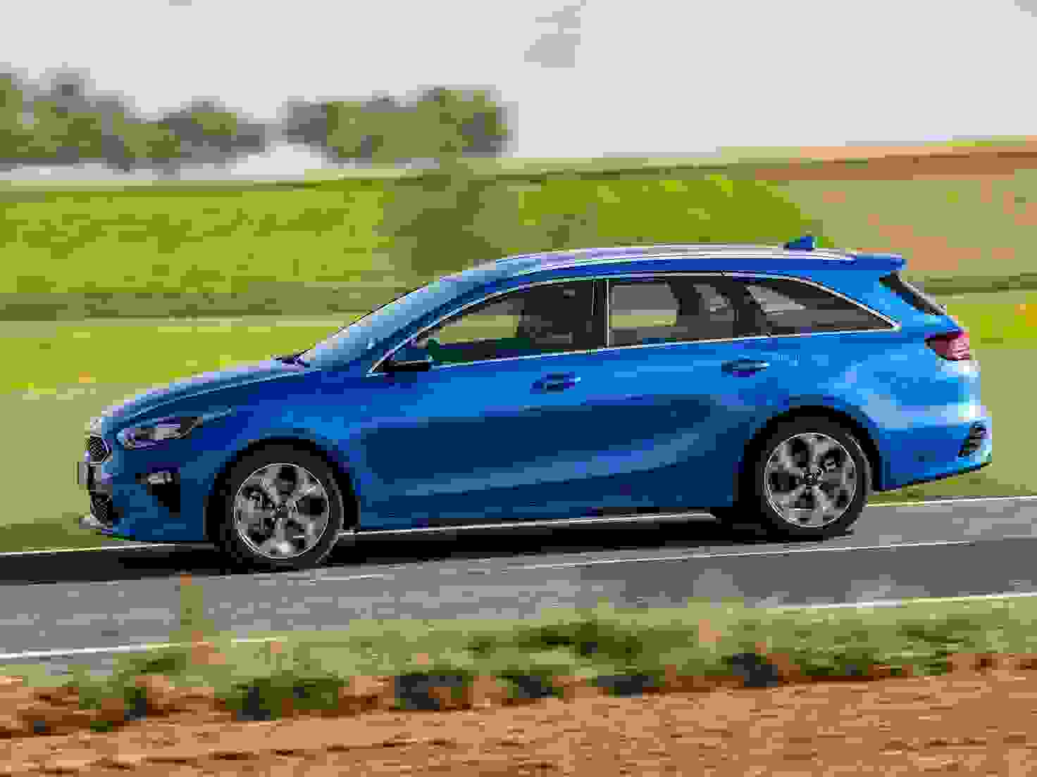 Kia Ceed Sportswagon 2019 1600 17