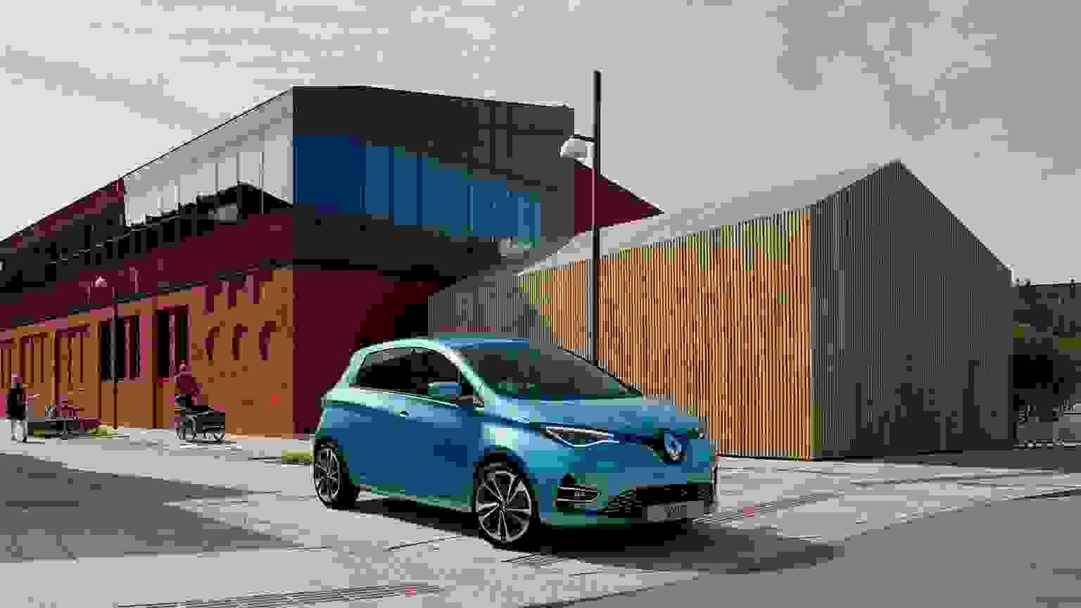 Renault Zoe Koerer Forende