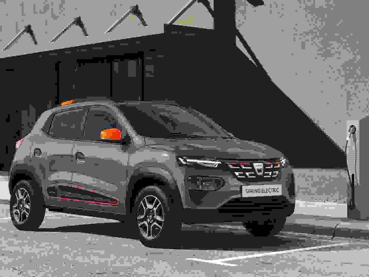 Dacia Spring Electric 2022 1600 02