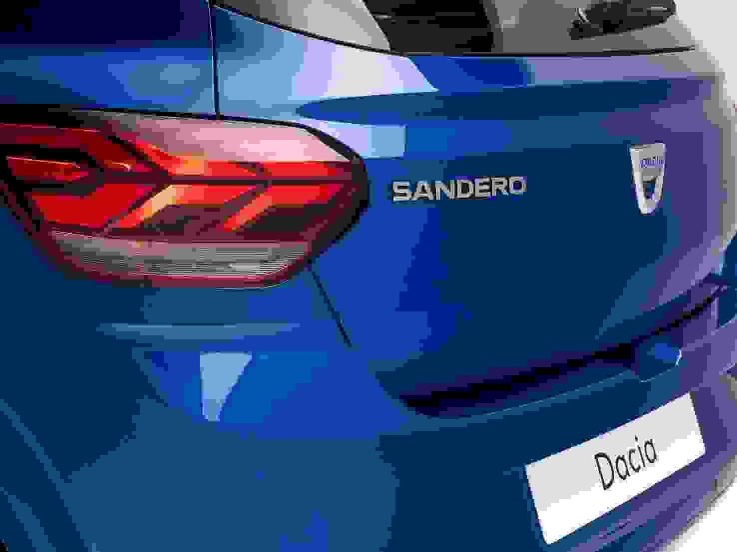 Dacia Sandero 2021 1600 58