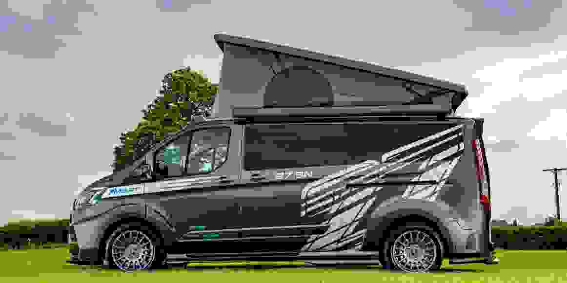 Ford Transit MS RT Wellhouse Campervan Exterior 3