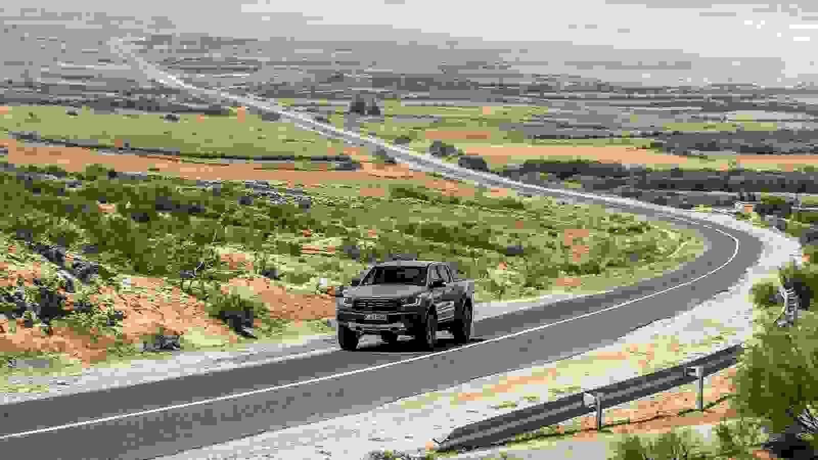 Ford Ranger Raptor 2019 1600 17