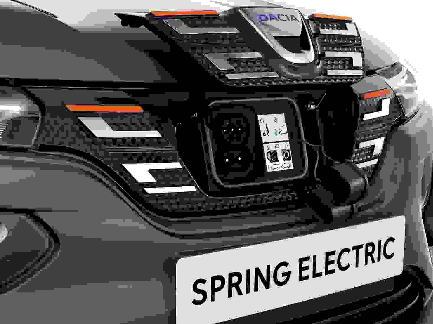 Dacia Spring Electric 2022 1600 4E