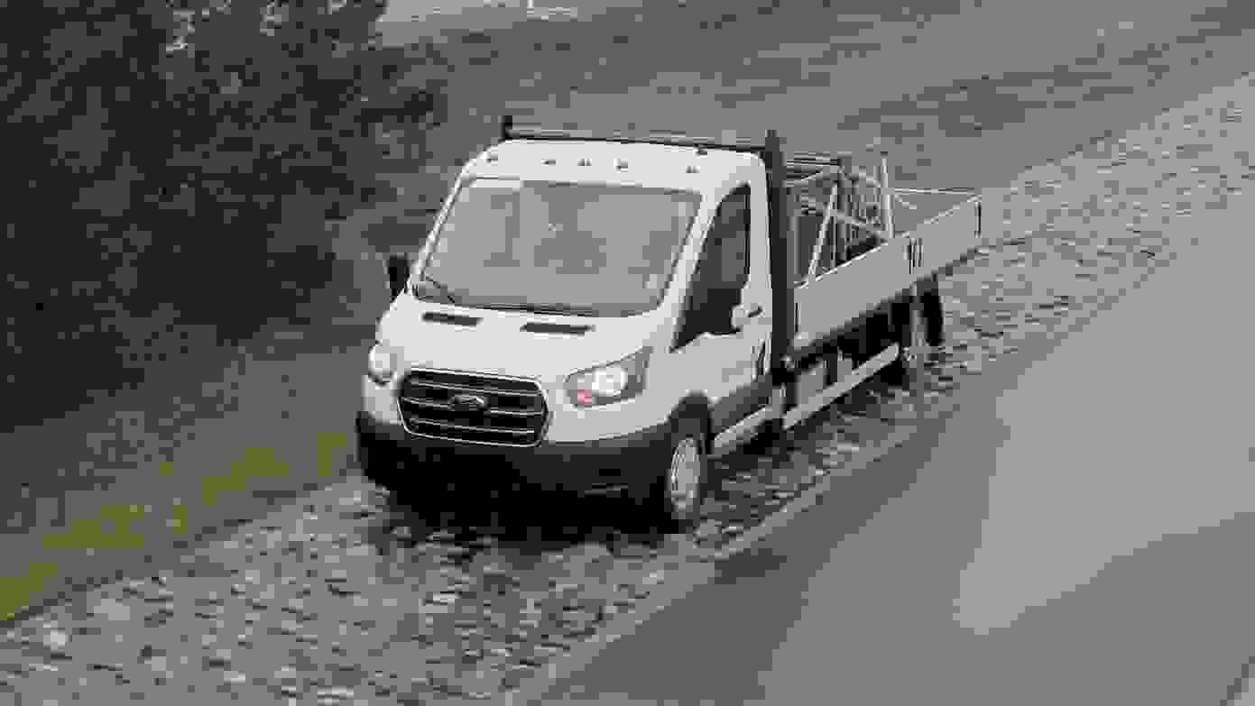 2021 Ford E Transit Testing 9