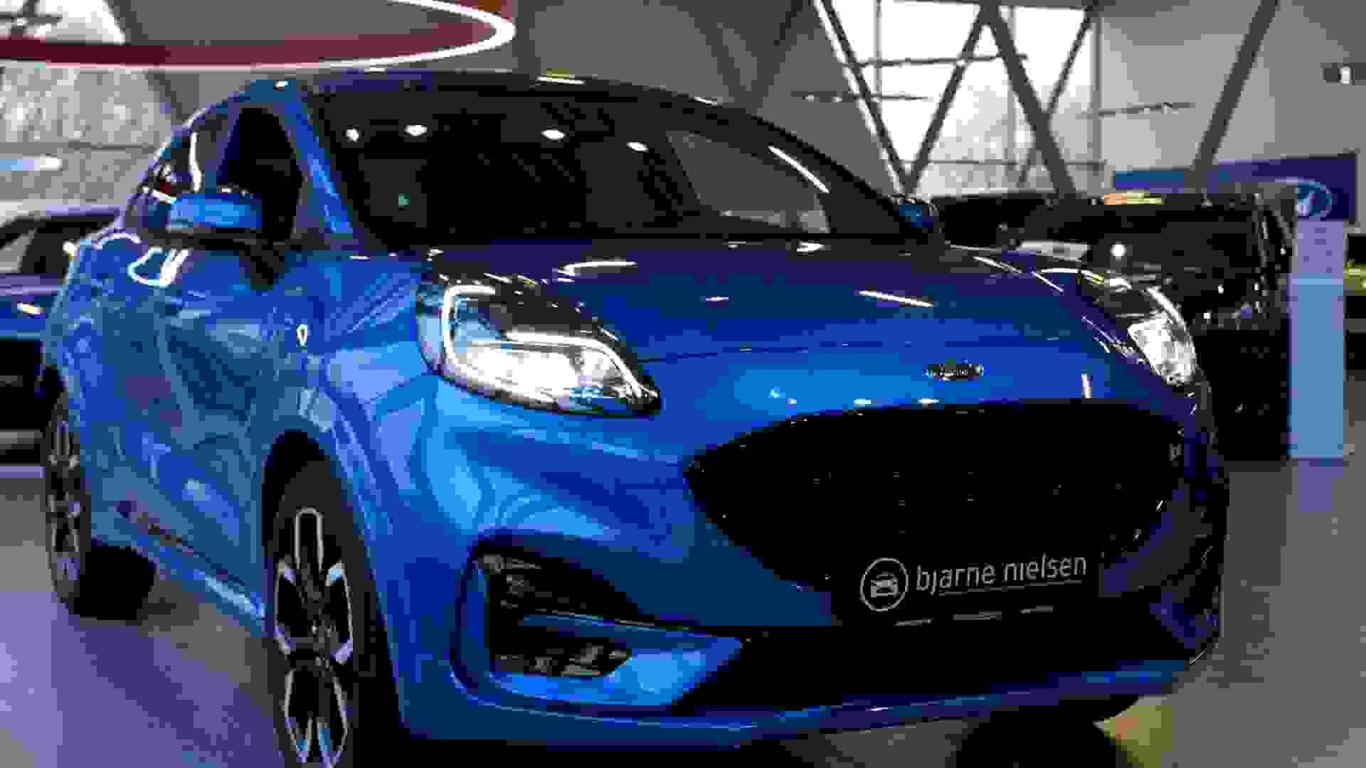 Ford Puma Forfra