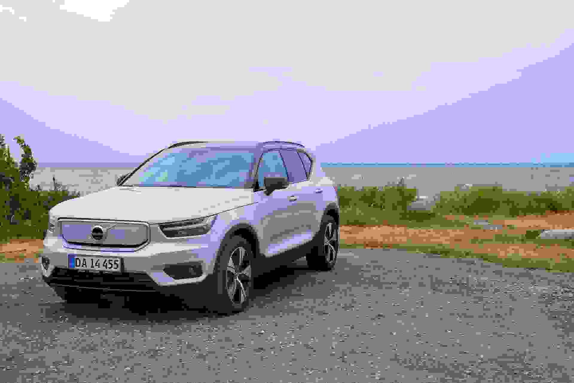Volvo Xc40 Rechargetwin Front