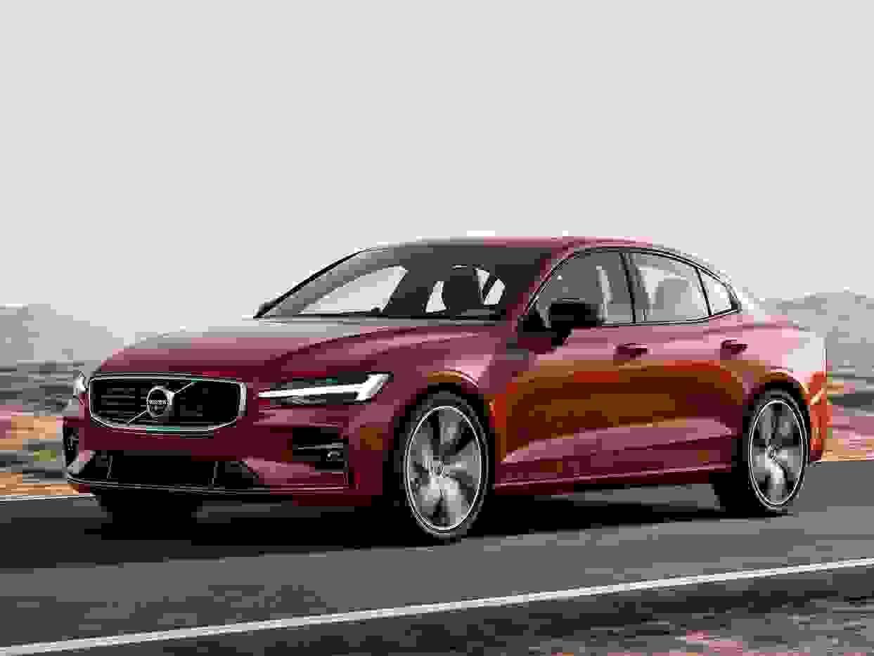 Volvo S60 Eksterioer Forlygter Thors Hammer