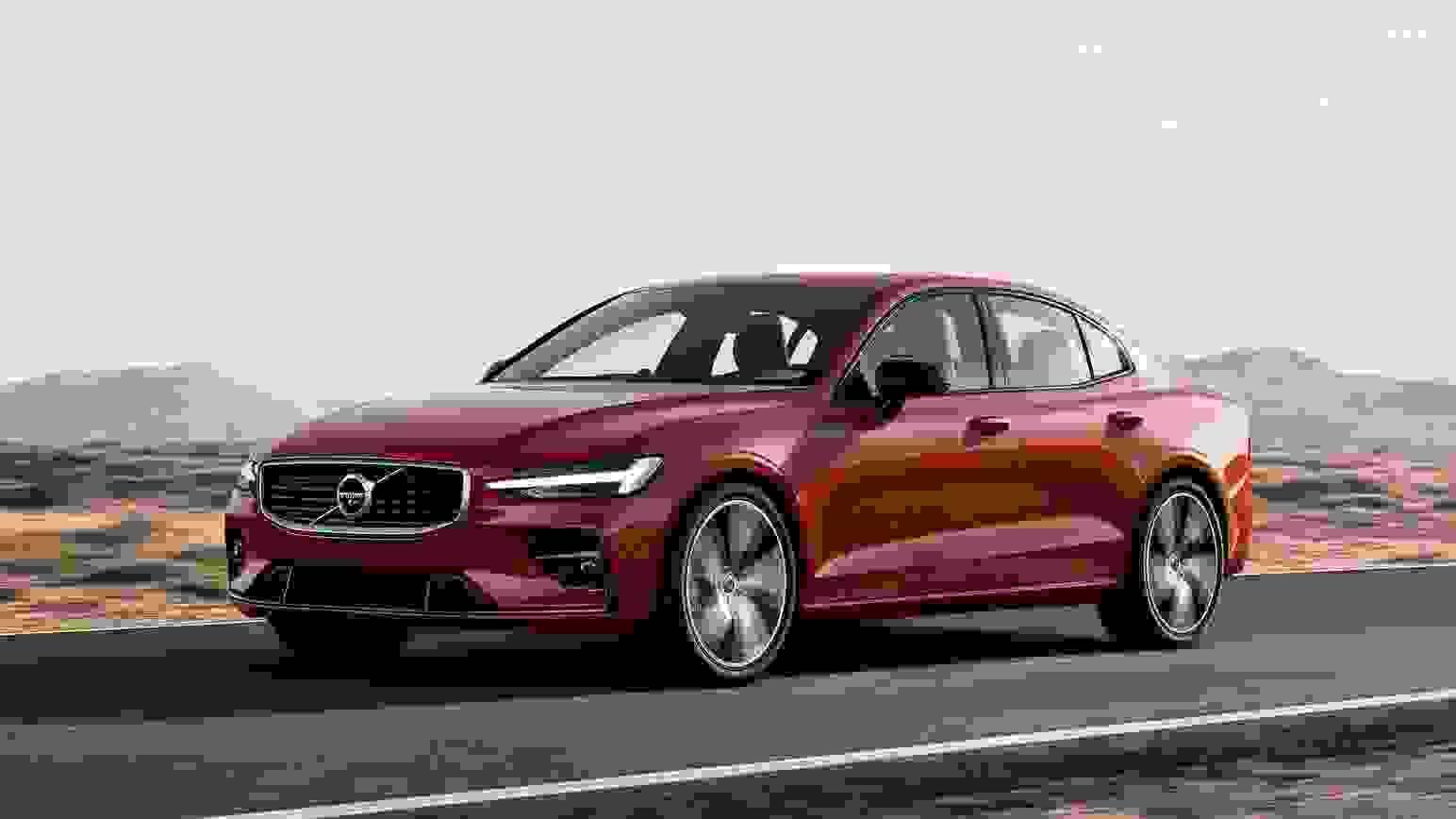 Volvo S60 2019 1600 0D