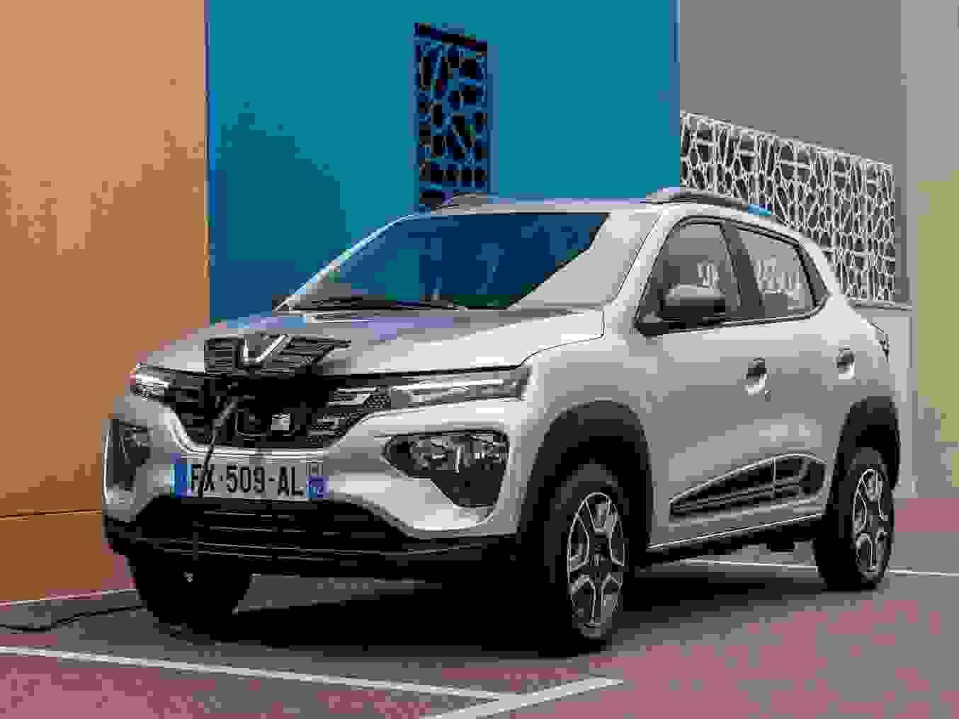 Dacia Spring Electric 2022 1600 06