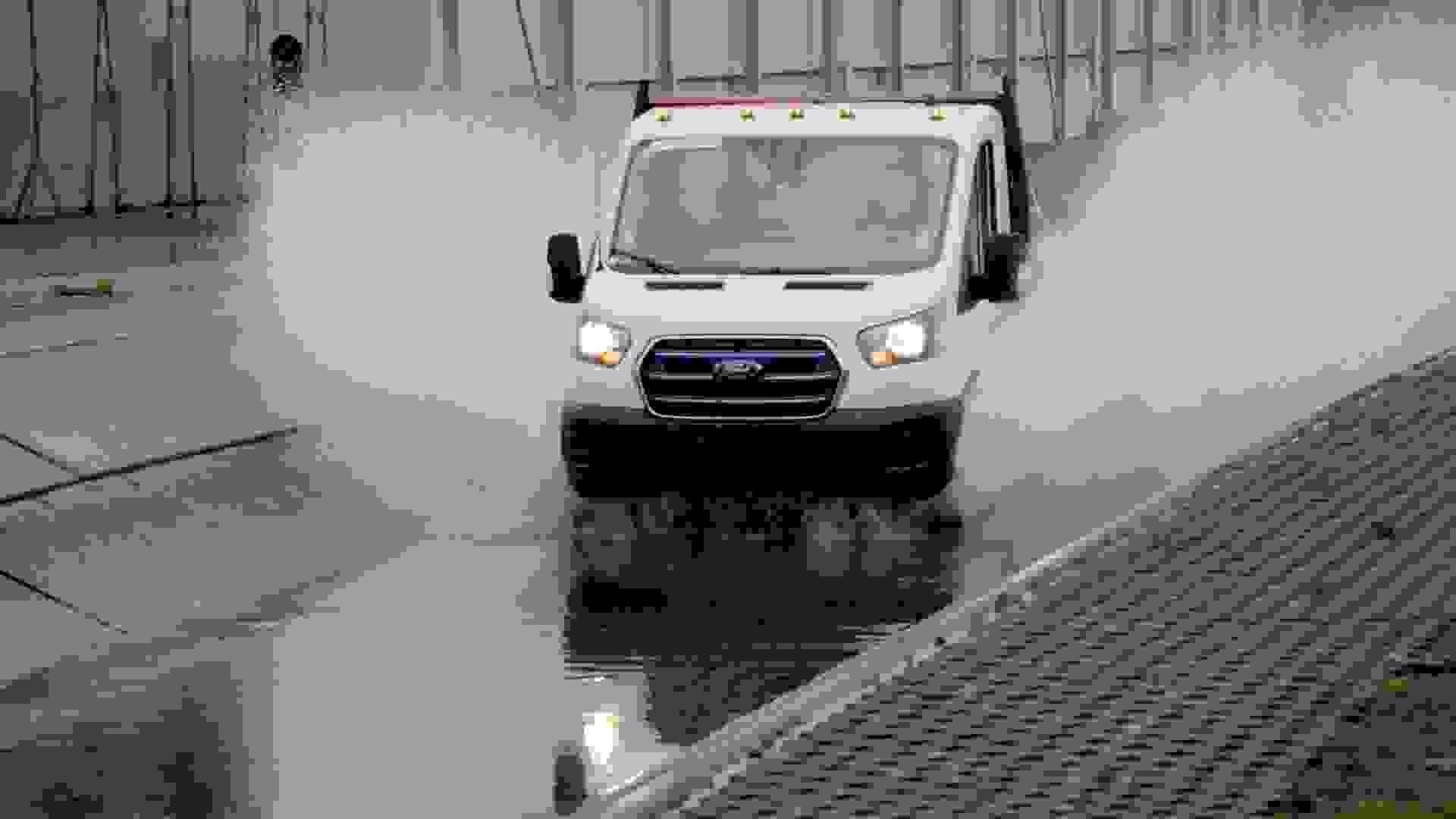 2021 Ford E Transit Testing 12