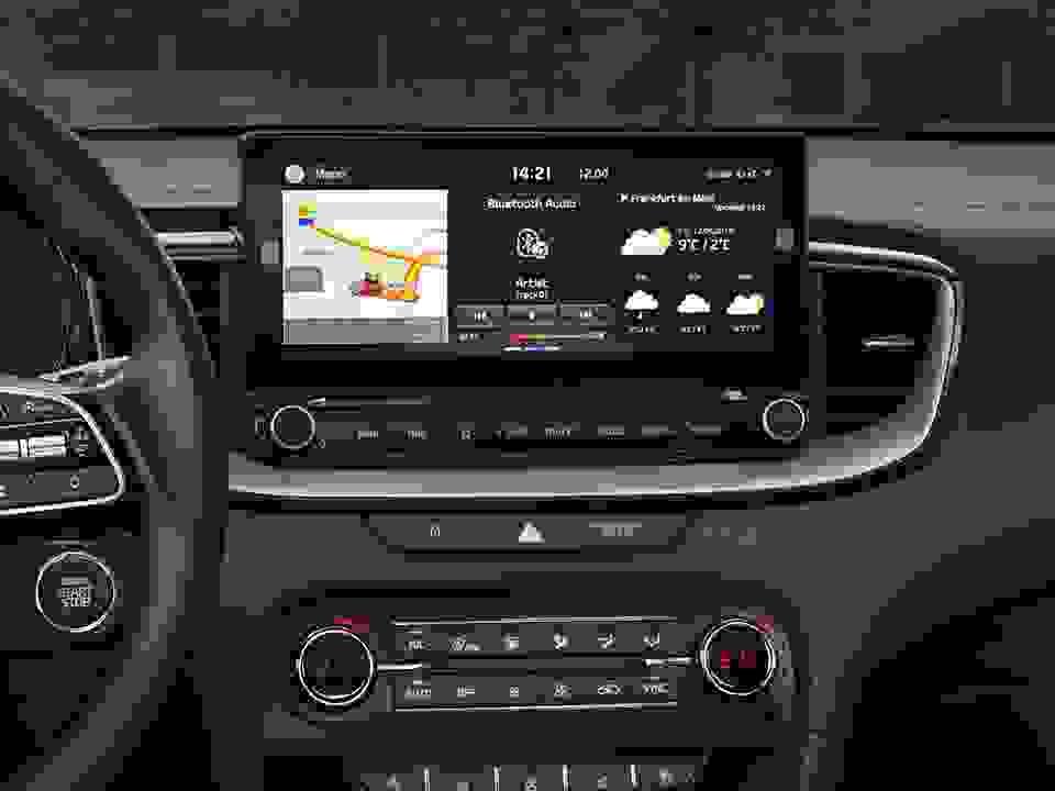 Kia Ceed Touchscreen