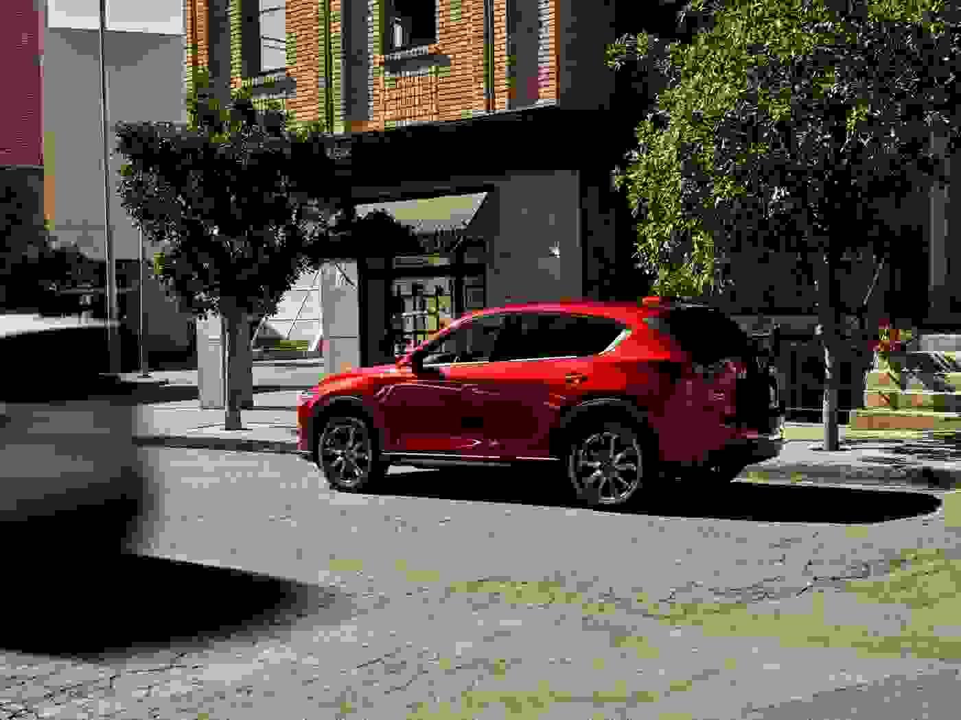 2020 Mazda CX 5 Exterior 4 5