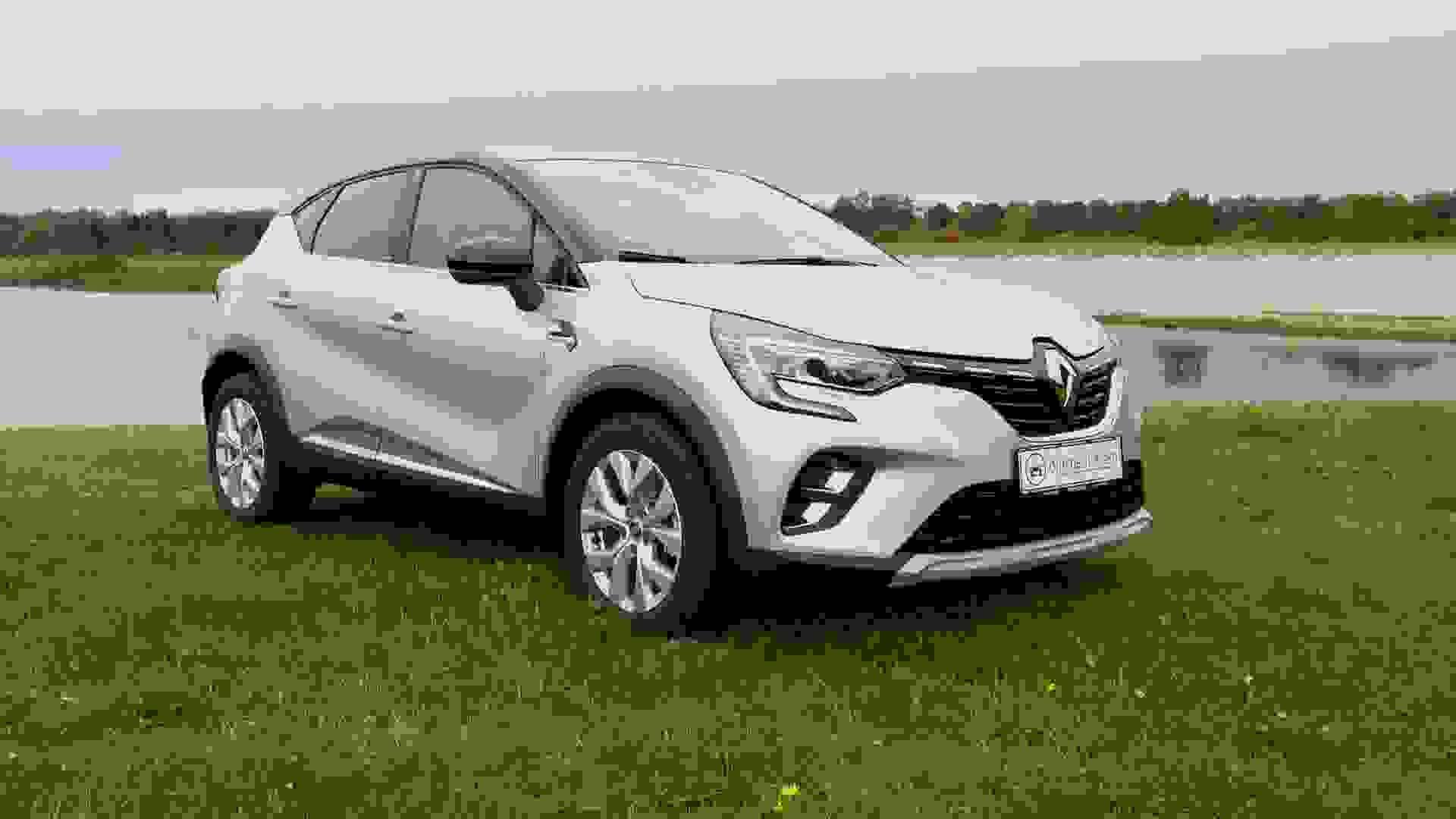 Renault Captur Phev Forfra