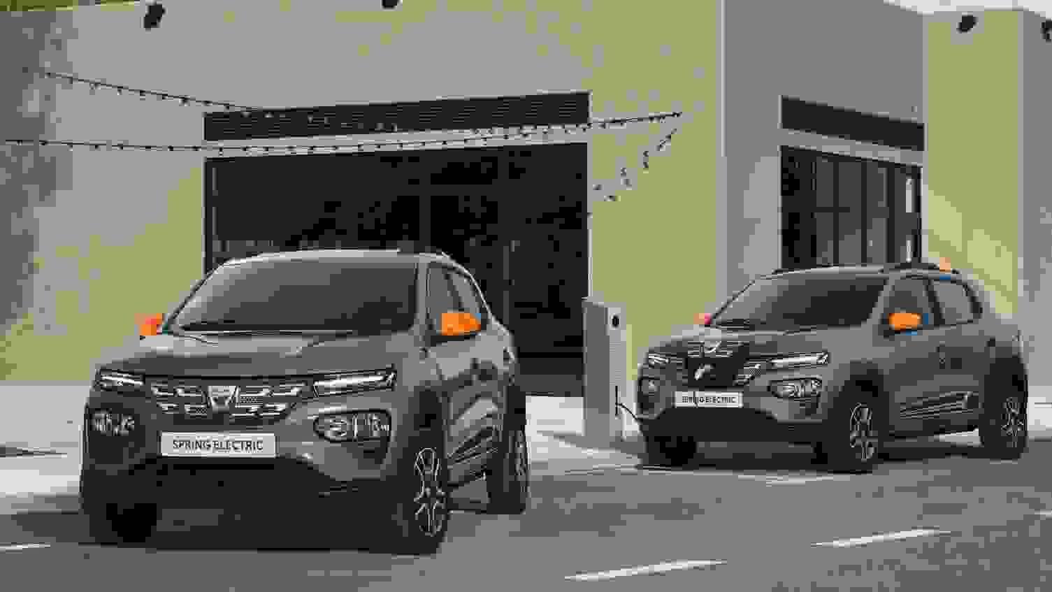 Dacia Spring Electric 2022 1600 1D