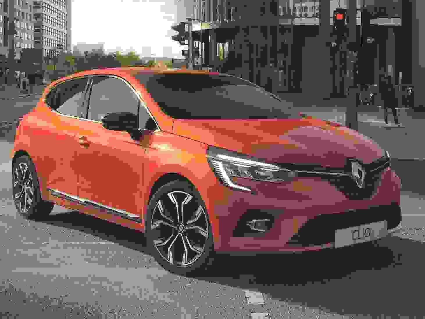 Renault Clio 2020 1600 0B